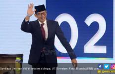 Dapat Sumbangan Rp 40 Juta dari Pendukung, Sandiaga: Warga Serius Ingin Perubahan - JPNN.com