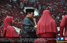 Hadiri Istigasah Bareng Caleg Rocker, Pramono Anung Ceritakan Keislaman Jokowi - JPNN.com