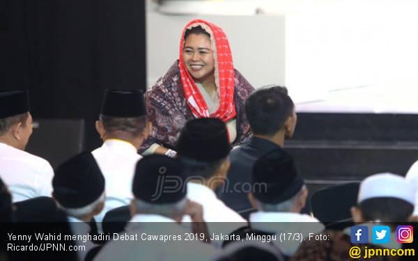 Jokowi Unggul di Jatim, Magnet Keluarga Gus Dur Masih Kuat - JPNN.com