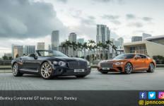 Bentley Continental GT Terbaru Siap Dibejek Lebih Dalam - JPNN.com