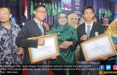 Hadapi Revolusi Industri, Bupati Bogor Ade Yasin Luncurkan Sekolah Digital - JPNN.com