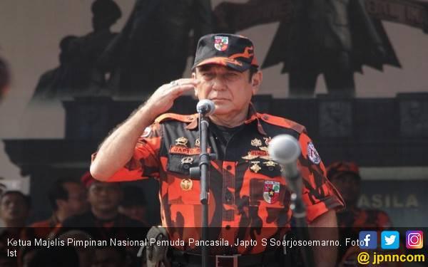Pemuda Pancasila Sangat Mendambakan Kembalinya UUD 1945 - JPNN.com