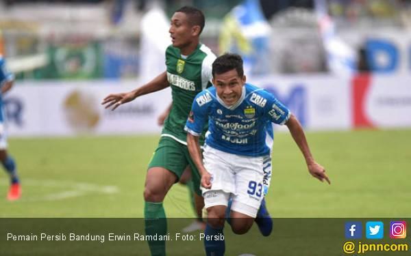 Janji Bintang Persib usai Gagal Total di Piala Presiden 2019 - JPNN.com