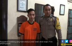 Rampas Tas Isi Uang, Jambret Bagi untuk Istri, Anak Yatim dan Kotak Amal Masjid - JPNN.com