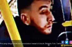 Pelaku Penembakan di Utrecht Pemerkosa dan Jarang ke Masjid - JPNN.com