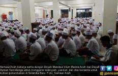 Samawi Aceh Kutuk Pelaku Penembakan Muslim di Selandia Baru - JPNN.com