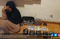 BNN Tangkap Sindikat Narkoba Jaringan Malaysia di Dumai - JPNN.com
