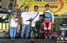 Wahana Honda Dukung 2 SMK Dalam Pembinaan Tim Balap - JPNN.com