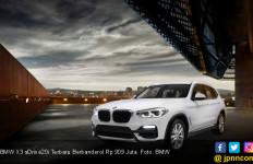 Rakitan Lokal, BMW X3 sDrive20i Terbaru Berbanderol Rp 909 Juta - JPNN.com