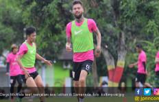 Skuat Borneo FC Diliburkan, Diego Michiels Pilih Jaga Kandang - JPNN.com