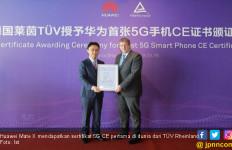 Huawei Mate X Terima Sertifikat 5G CE Pertama di Dunia - JPNN.com