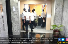 Kantor DPP INSA Milik Johnson Digeledah - JPNN.com