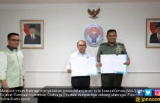 Saksikan Penandatanganan MoU dengan 3 Cabor, Menpora Harap Pelatnas Segera Berjalan - JPNN.com
