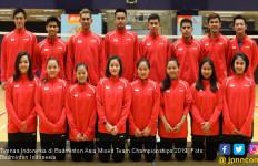 Ganda Putra Kalah, Indonesia Tertinggal dari Jepang 0-1 - JPNN.com
