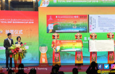 Indonesia Masuk Grup Berat di Piala Sudirman 2019, Tiongkok Ketemu Malaysia - JPNN.com