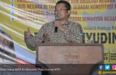 Mahyudin Beberkan Alasan MPR Gelar Acara Sosialisasi Empat Pilar - JPNN.com