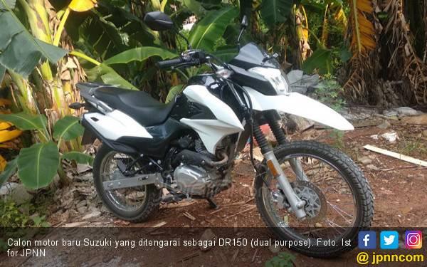 Suzuki Bersiap Bawa DR150, Penantang Honda CRF150 dan KLX - JPNN.com
