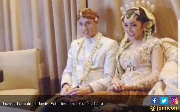 Soal Pernikahan, Lucinta Luna: Intinya Sudah Sah - JPNN.com