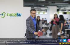 Intip Perjalanan Bisnis Vishal Tulsian Membangun Tunaiku - JPNN.com