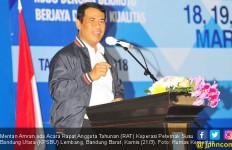 Mentan: Produksi Susu Sapi Nasional Meningkat Jadi 1,6 Juta Ton Berkat Kebijakan Tepat - JPNN.com