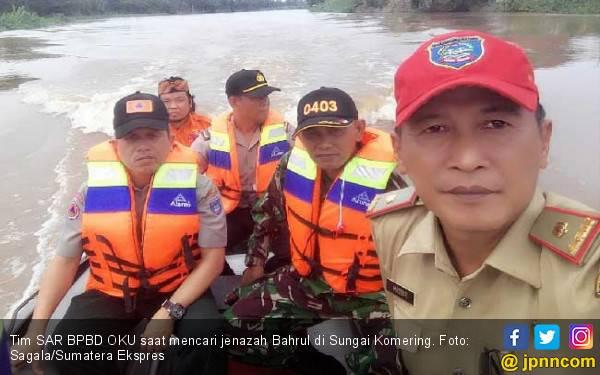Warga Jabar yang Lompat ke Sungai Komering Ditemukan sudah tak Bernyawa - JPNN.com