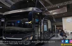 Jagoan Baru Bus Volvo Mengaspal di Jakarta, Diklaim Optimalkan Biaya Operasional - JPNN.com