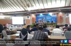 Kominfo Gelar Bimtek Pengelola Media Center Wilayah Timur - JPNN.com