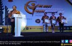 MangoeSky Sabet Penghargaan Layanan Internet Terbaik di Wilayah Rural - JPNN.com