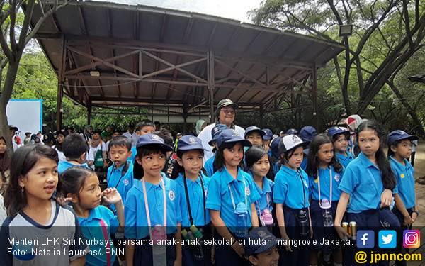 Yuk Ajak Generasi Milenial Mencintai Hutan Indonesia - JPNN.com