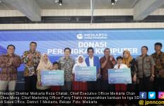 Bukti Terbaru Kepedulian Meikarta Majukan Pendidikan - JPNN.com