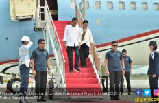 Jokowi Kembali Temui Korban Gempa Lombok - JPNN.com