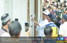 Jokowi Minta Suplai Semen Diperbanyak untuk Pembangunan RTG di Lombok - JPNN.com