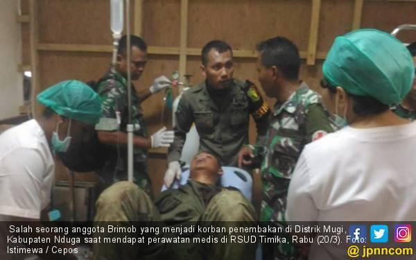 KKSB Terus Tebar Teror, tak Peduli Papua Sedang Berduka - JPNN.com