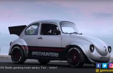 Butuh 10 Tahun, Volkswagen Beetle Gendong Mesin Subaru - JPNN.com