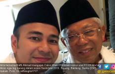 Raffi Ahmad Ajak KH Ma'ruf nge-Vlog Bareng di Acara Santrifest - JPNN.com