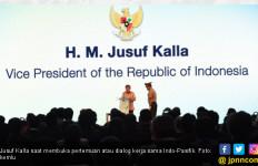 Buka Pertemuan Kerja Sama Indo-Pasifik, Pak JK: Laut Menyatukan Kita - JPNN.com