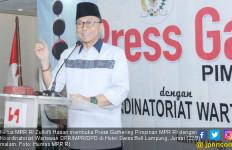 Ketua MPR : Kesuksesan Pemilu adalah Persatuan Kita - JPNN.com