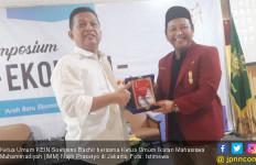 Soetrisno Ajak Warga Muhammadiyah Pahami Makro Ekonomi Sebelum Pilih Capres - JPNN.com