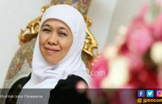 Khofifah Larang Siswa Ikut Demo Tolak RUU Kontroversial - JPNN.com
