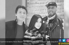 Syahrini Pamer Kedekatan dengan Suami Alicia Keys - JPNN.com