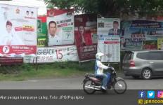 Pemilu Sebentar Lagi, Atribut Kampanye Makin Ngawur - JPNN.com