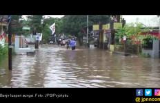 Kali Meluap, 1.272 Rumah di 13 Desa Kebanjiran - JPNN.com