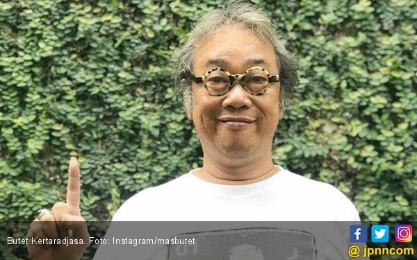 Kena Serangan Jantung, Butet Kartaredjasa Ambruk saat Pentas - JPNN.com