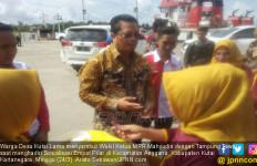 Tampung Tawar dan Tari Jepen Kober Meriahkan Kegiatan Sosialisasi Empat Pilar - JPNN.com