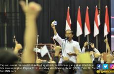 Jokowi: 17 April Coblos yang Bajunya Putih - JPNN.com