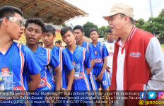 Garudafood Bina Bibit Unggul Sepakbola Indonesia - JPNN.com