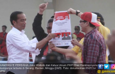 Mas Diaz Bujuk Milenial agar Tak Ragu Pilih Jokowi Sekali Lagi - JPNN.com