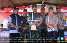 Panglima TNI Bareng Kapolri Sudah Tiba di Papua, Nih Agendanya - JPNN.com