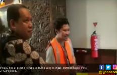 Koruptor yang jadi Buronan Masih Bisa Tersenyum Saat Tertangkap - JPNN.com