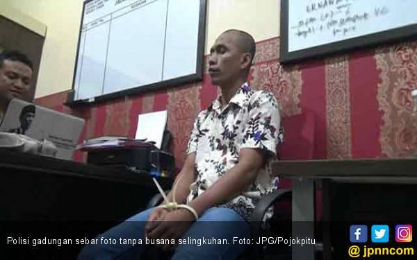 Kecantol Polisi Gadungan di Facebook, Kini Foto Tanpa Busana Tersebar - JPNN.com